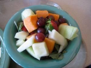 Yep, I'm a fruit piggie!