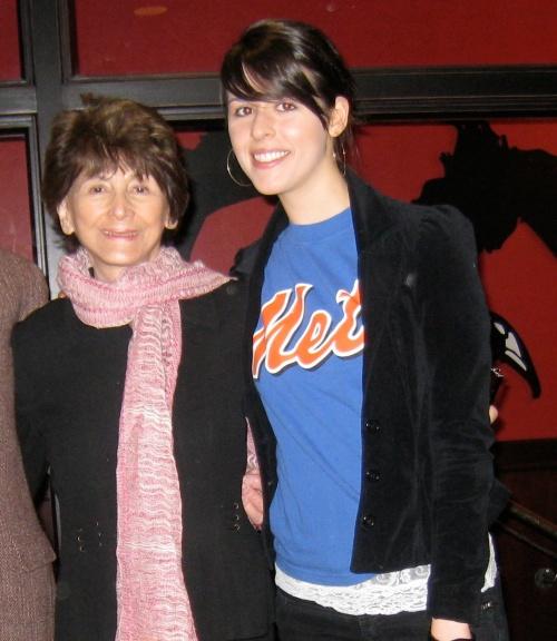 Granny & Katie @ Hell's Kitchen