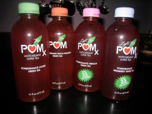 POMx Iced Tea