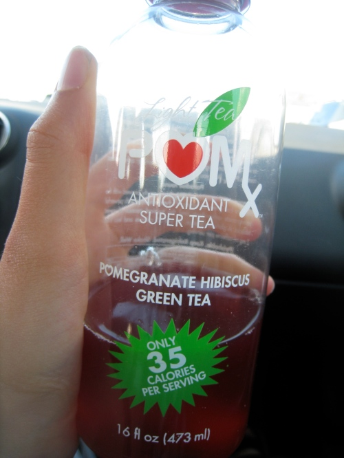 POMx Pomegranate Hibiscus Green Tea