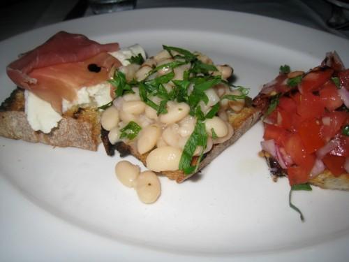 Cucina Bruschetta Trio