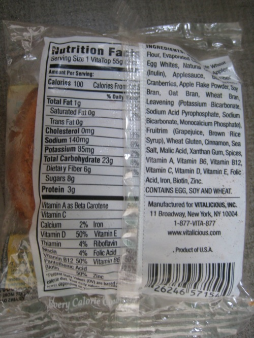 Apple Berry Vita Nutritionals