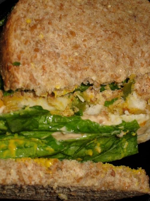 Yummus Marsala Sandwich