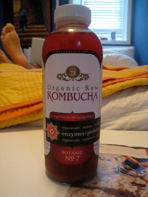 Botanic No. 7 Kombucha