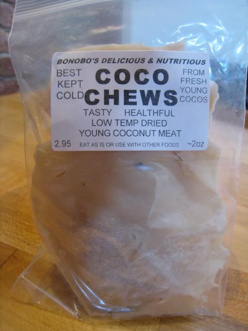 Bonobo's Coco Chews