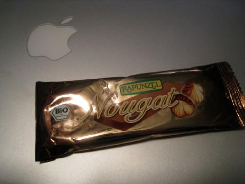 German Nutella Nougat Bar