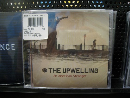 The Upwelling's An American Stranger