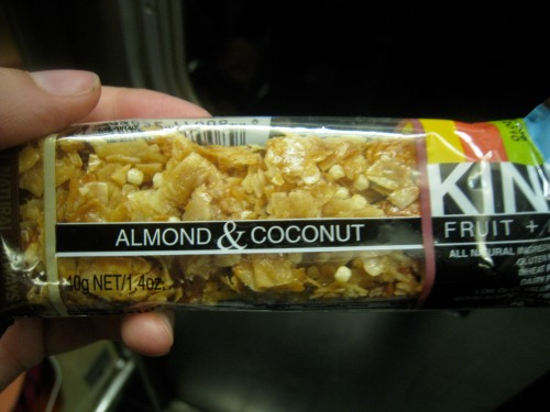 Almond Coconut Kind Bar