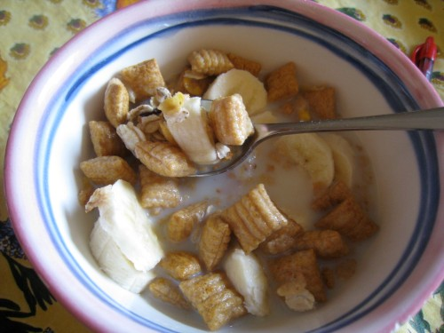 Ilana's cereal
