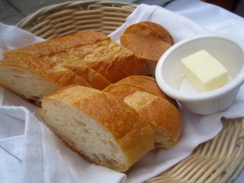 Picnic baguette