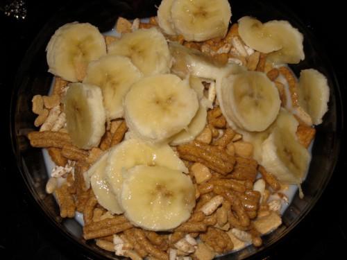 Puffins, Kashi GoLean!, Banana