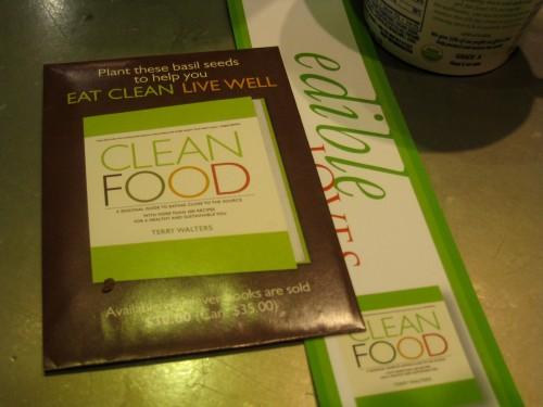 Edible/ Clean Food basil seeds