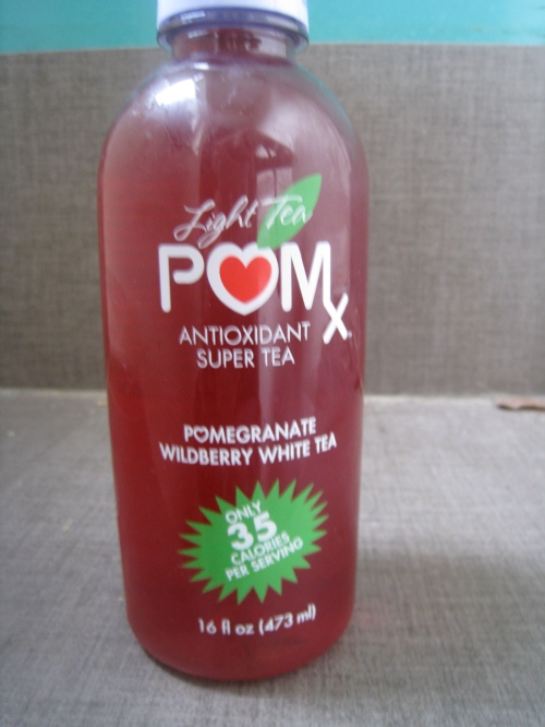 POMx Wildberry Iced Tea