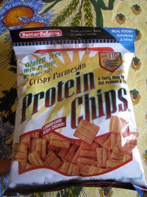 Kay's Naturals Parmesan Protein Chips
