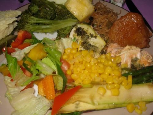 New Year Dinner 1