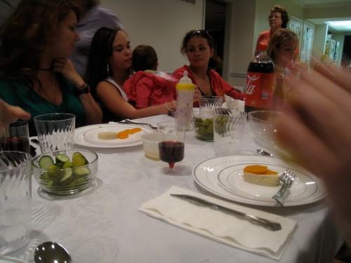 Haia's table