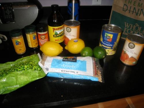 Whole Foods haul