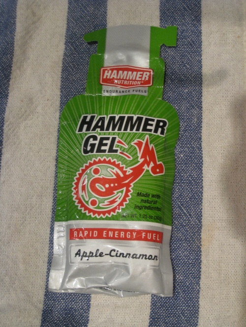 Hammer Gel- Apple Cinnamon