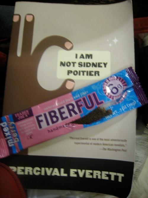 Fiberful/ I am not sidney poitier