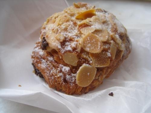 Georgia's Bake Shop Chocolate Almond Croissant