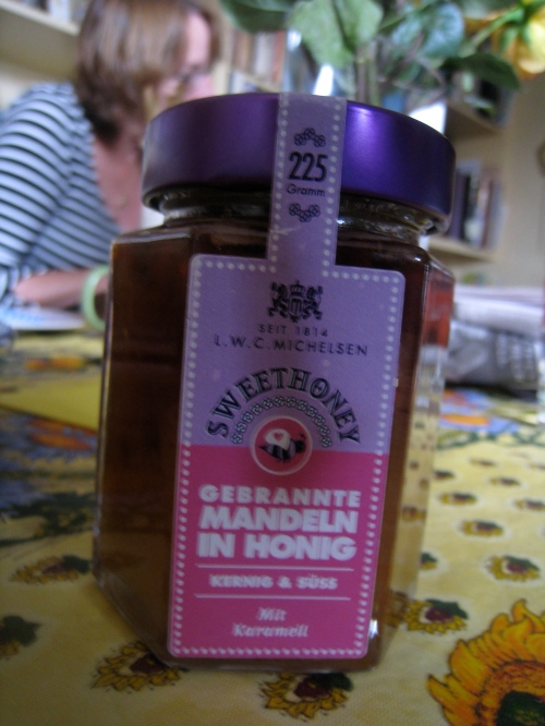 German Almond Honey 1