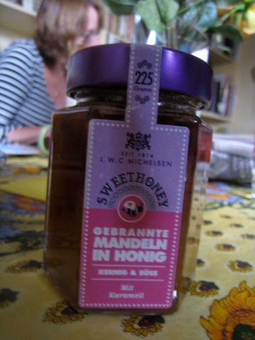 German Almond Honey 1
