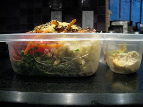 Salad of Girth!
