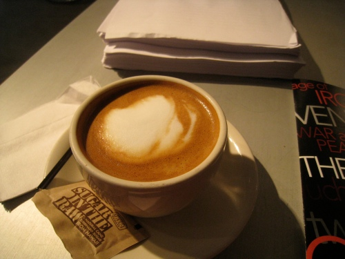 Everyman Cappuccino