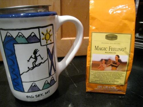 Magic Feeling Tea #1