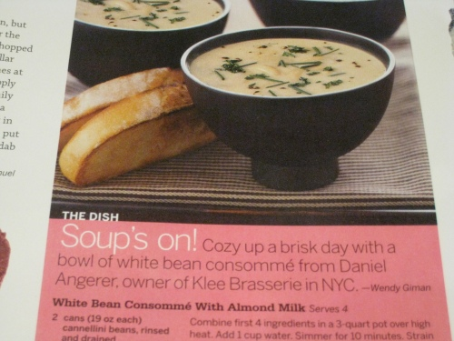 SELF soup