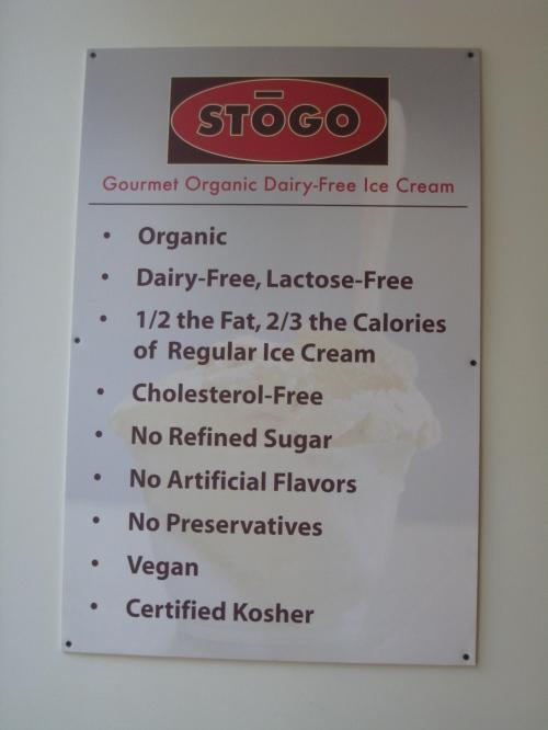 Stogo Sign