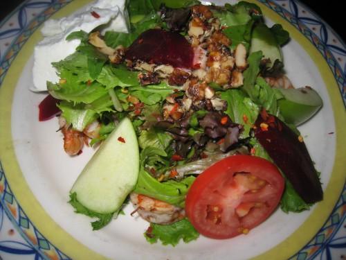 End-of-Shift Salad
