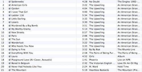 6.4 playlist