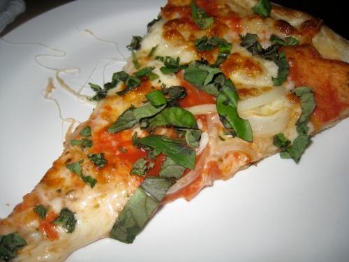 John's Pizza slice