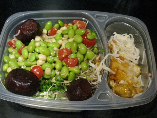 Leftovers Salad