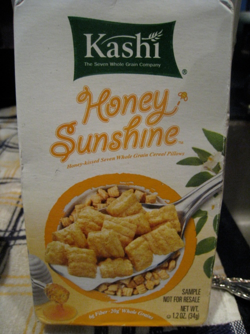 Kashi Honey Sunshine