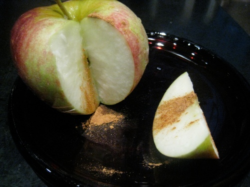 Apple w/ Cinnamon