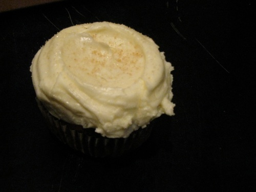 Billy's Bakery Pumpkin Cupcake #1