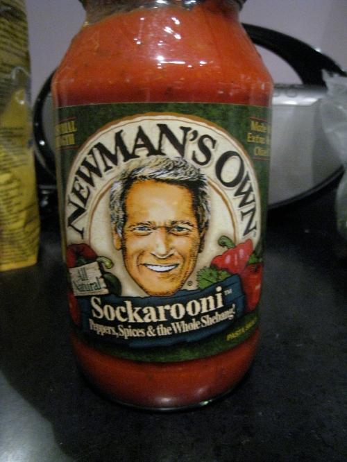 Newman's Own Sockarooni
