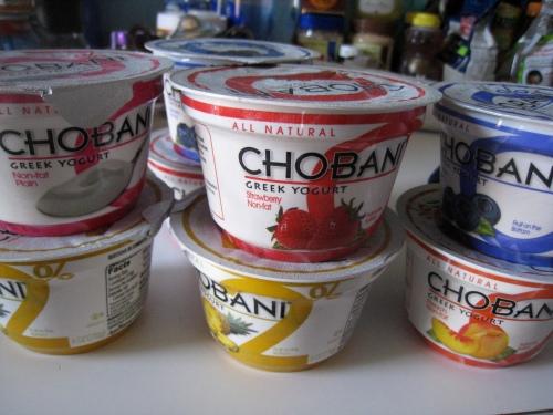 Chobani Sampler