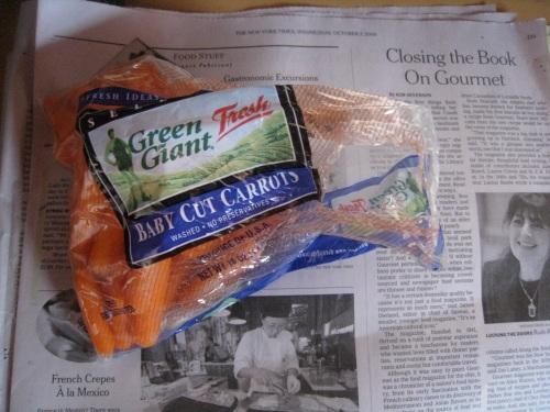 Carrots & Gourmet