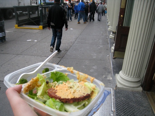 Salad on Canal