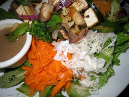 Quantum Leap Tofu Veggie Salad 2