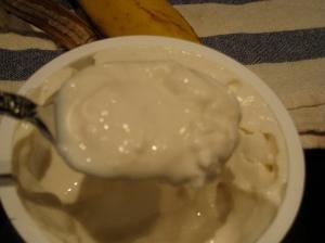 Vanilla Chobani 2