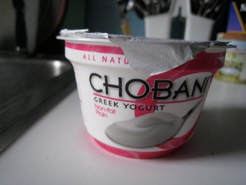 Plain Chobani 1