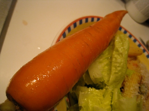 Rebel Carrot