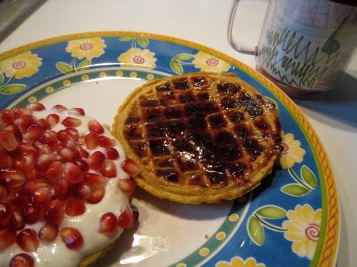 Kashi Waffle 3