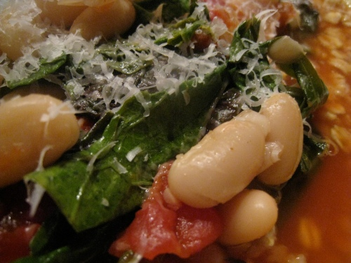 Mixed Greens & Beans 3