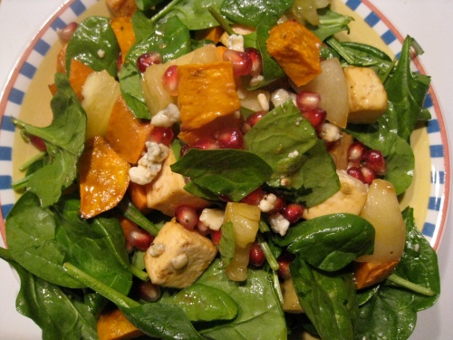 Fall Salad 2