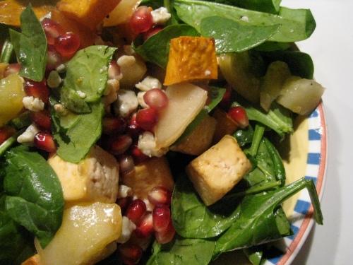 Fall Salad 4